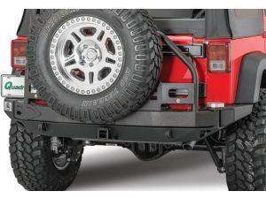Smittybilt XRC Rear Atlas Bumper and Tire Carrier