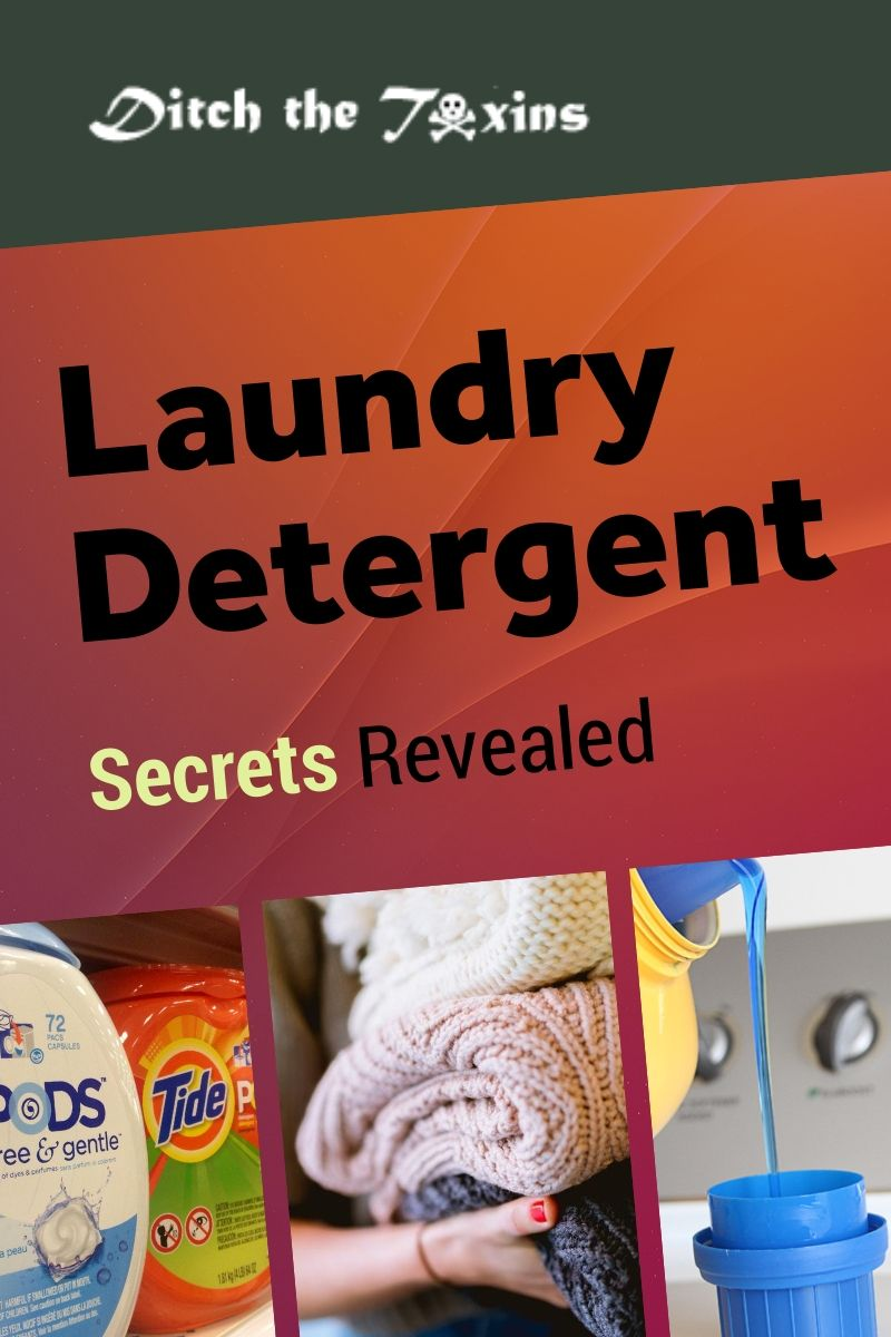 Our Journey To Non Toxic Laundry Detergent Laundry Detergent