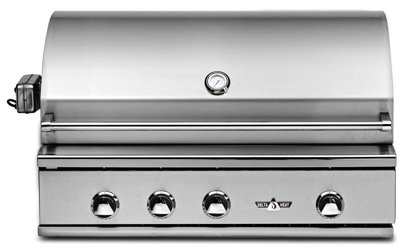 Delta Heat 38 Inch Built In Gas Grill Review Delta Heat 38 Inch Built In Gas Grill Review Elegant In Design With Excellent Construction Fi In 2020 Outdoor Design