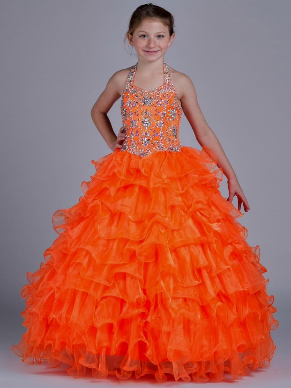 Image result for dresses for graduation for 6 year olds  Girls