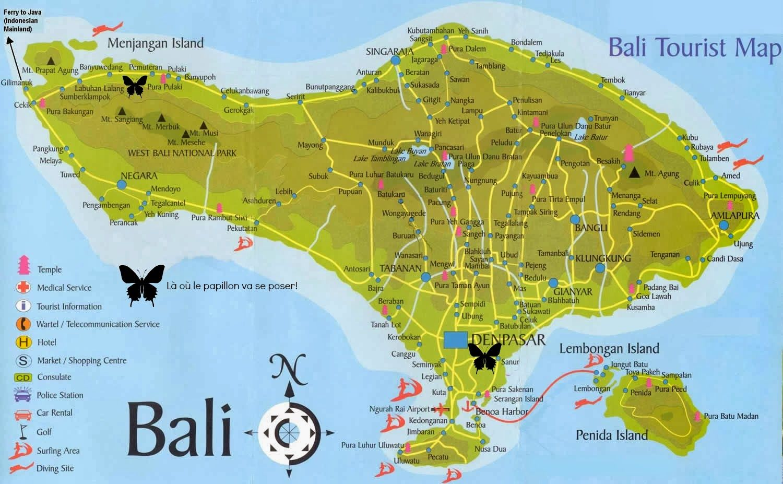 Voyages Et Experiences Dans Les Iles Bali Itineraire De Notre Deuxieme Voyage Budget EtcJe Vous Dis Tout