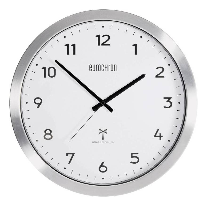 Horloge Murale Radiopilotee X45114 Eurochron Horloge Murale