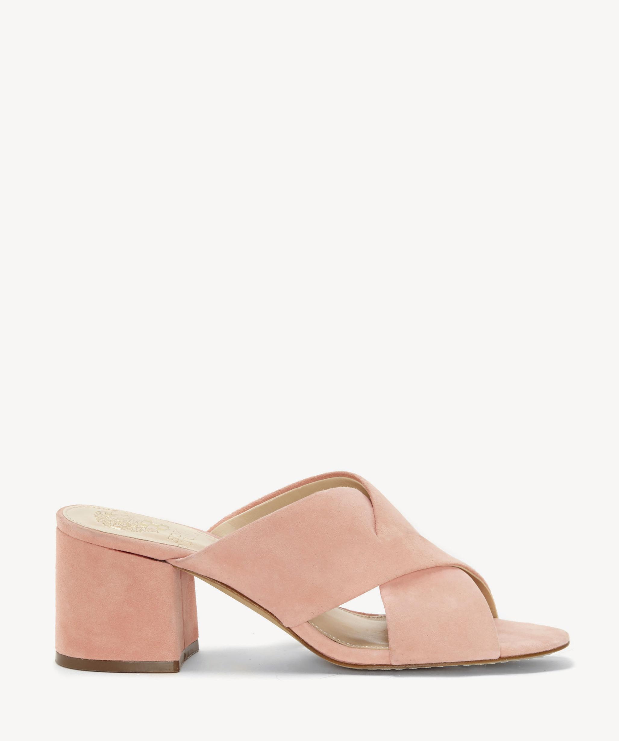 93d0091fe Vince Camuto Stania Criss Cross Sandals Fancy Flamingo