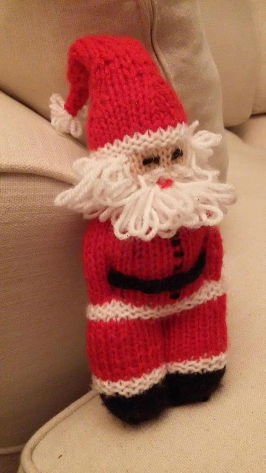 Duduza doll Santa