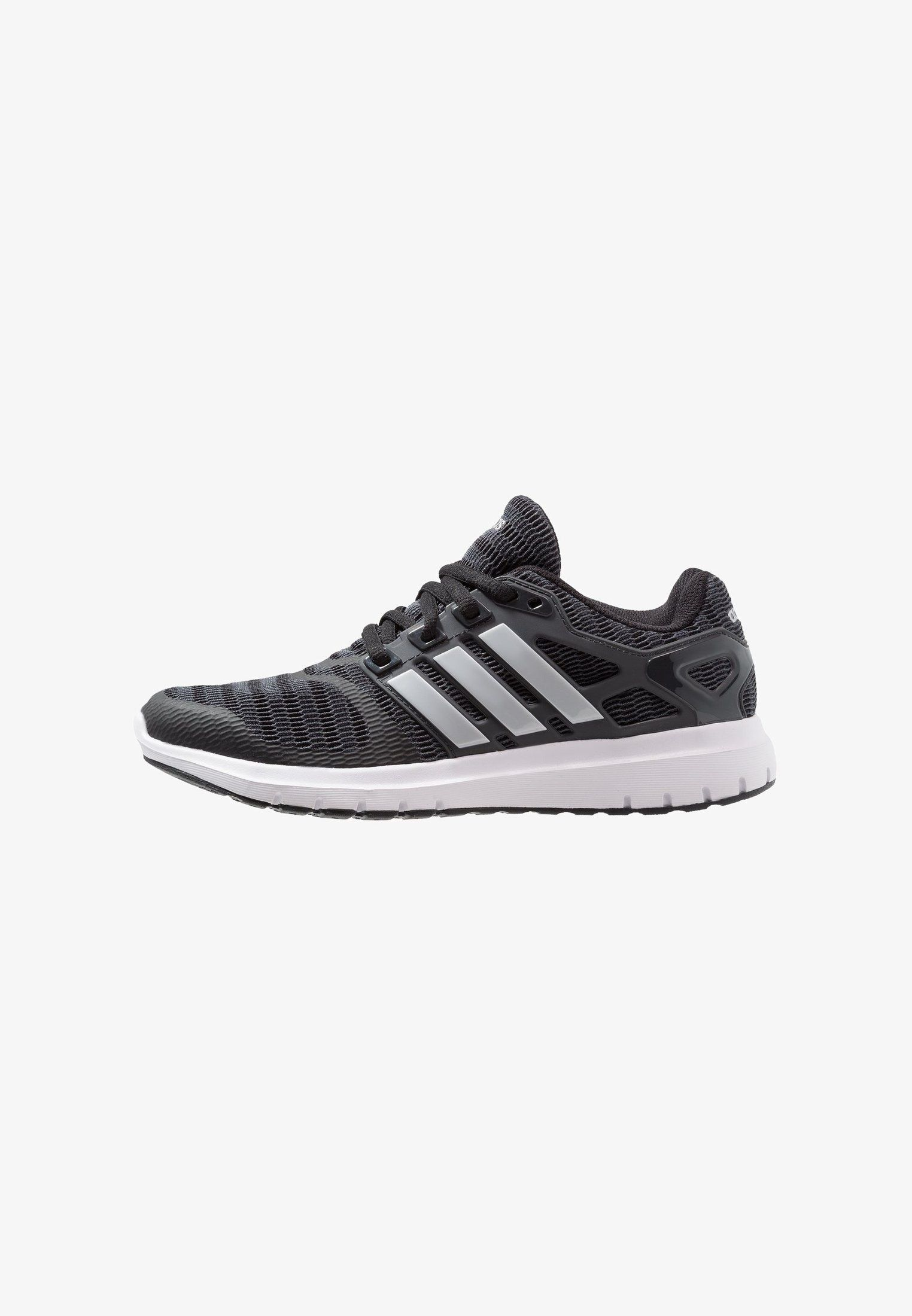 meet aab78 5b8de adidas Performance ENERGY CLOUD V - Neutrale løbesko - core blackmatte  silvercarbon