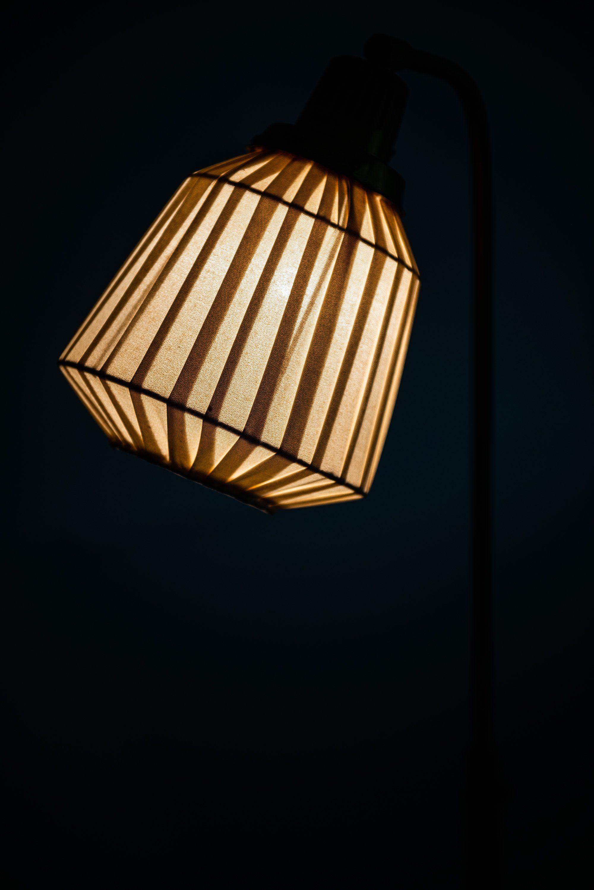Lampada Da Studio Design hans bergström floor lamp