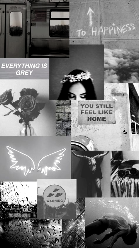 New Aesthetic Wallpaper Collage Grey Ideas In 2020 Aesthetic Wallpapers Black Aesthetic Wallpaper Aesthetic Collage