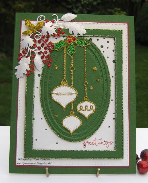 pamscrafts: Christmas Greetings.