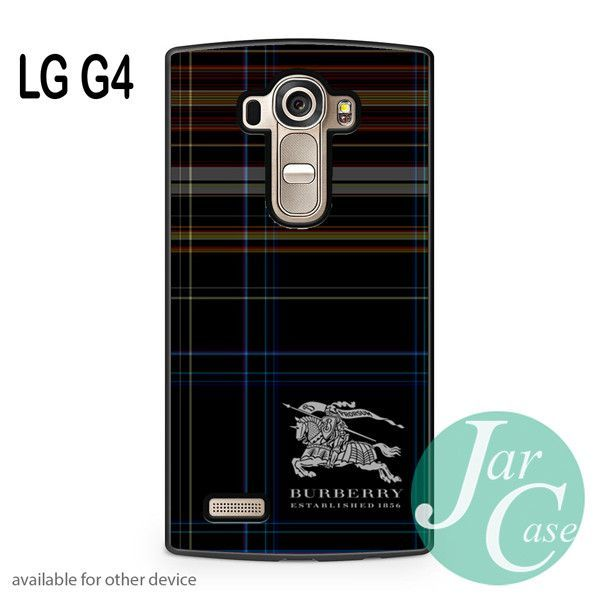 f447469ef Burberry Black Plaid Phone case for LG G4 and other cases | Products ...