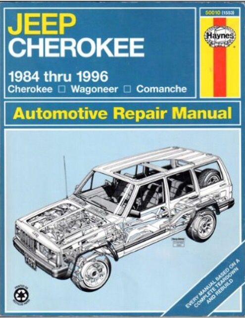 jeep cherokee repair manual jeep pinterest repair manuals rh pinterest co uk jeep cherokee service manual pdf jeep cherokee service manual