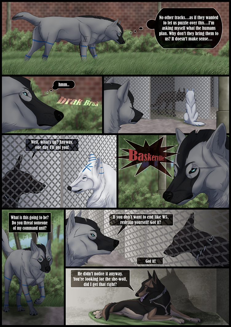 Page 1    <-|-> Page 3<-|-> ~~~~~~~~~~~~~~~~~~~~~~~~~~~~~~~~~~~~~~~~~~~~~~~~~ 2 more charakters - the black dog is Baskerville, the german shepert is Satania ~~~~~~~~~...