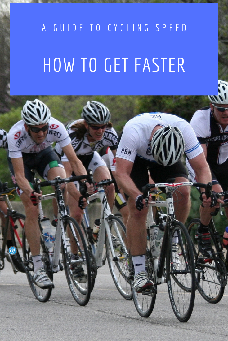 How To Get Fast Developing Speed For Cyclists Bicycle Cycling