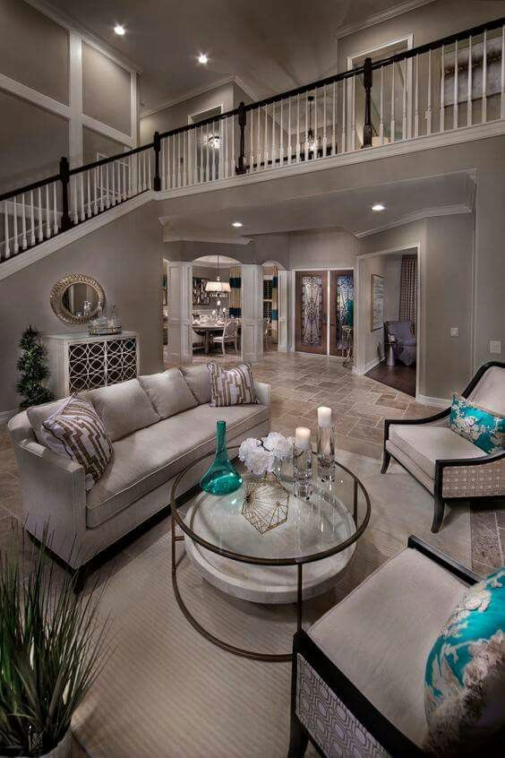So Inviting Luxury Home Decor New House Plans House Design