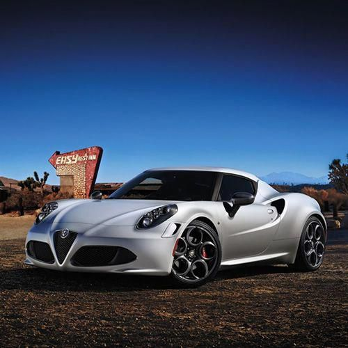 Alfa Romeo 4C Launch Edition Its The Rims. #LuxuryCars