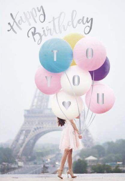 Pinterest At Cutipieanu Birthday Balloons Happy Birthday Wishes