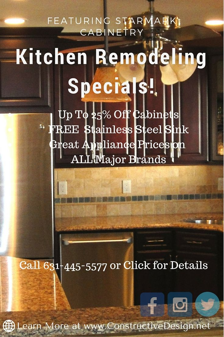Custom StarMark Cabinets Up To 25% Off U2022 Free Consultation U2022 Free Kitchen  Design U2022