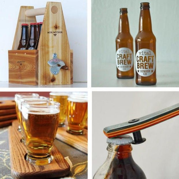 DIY Gift Ideas for Dudes That Aren't Duds - 32 Handmade Christmas Gifts for  Guys - Soap Deli News - DIY Anniversary Gifts For Him @Diy & Crafts @ Pinterest