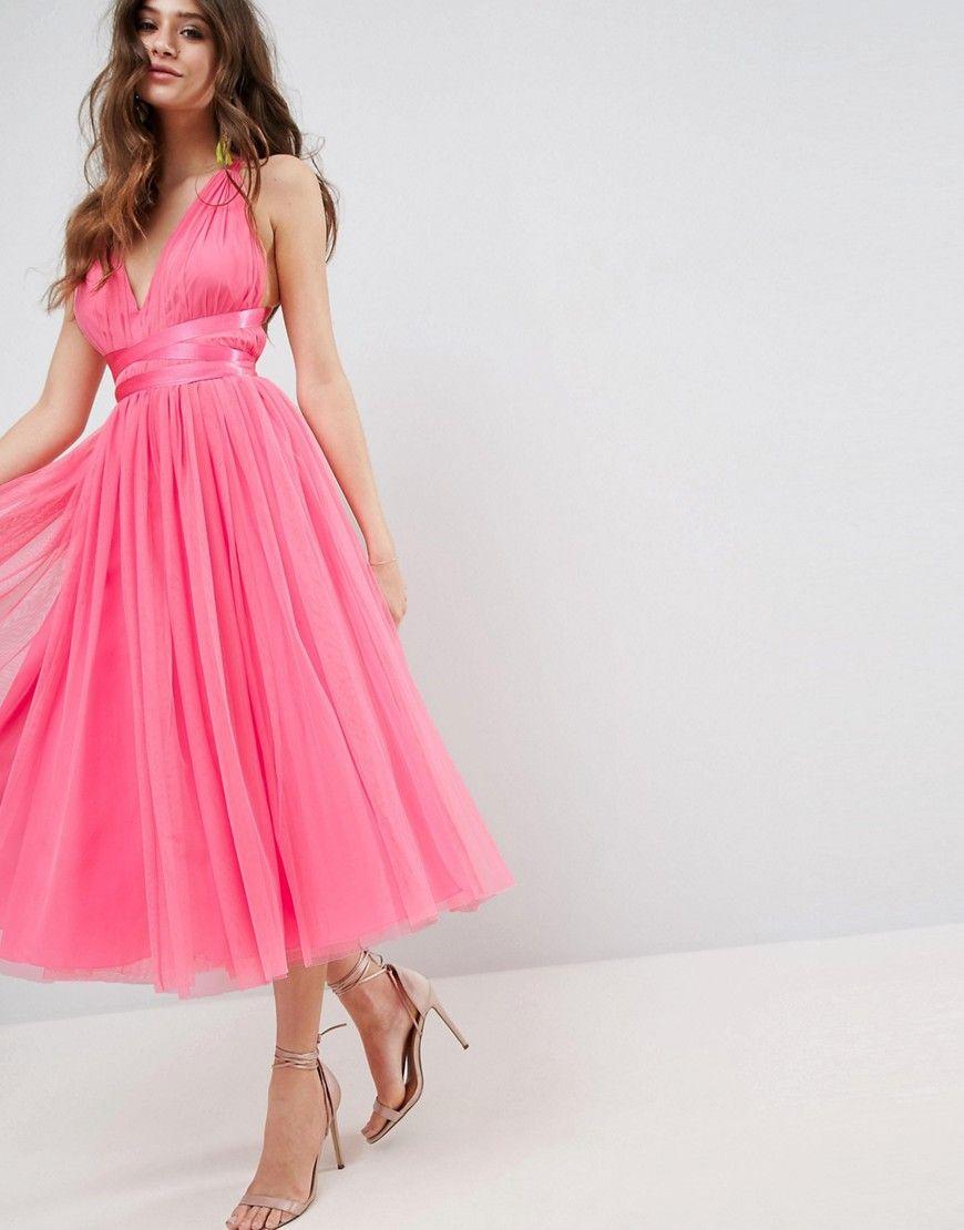 Encantador Prom Vestidos Torquay Festooning - Colección de Vestidos ...