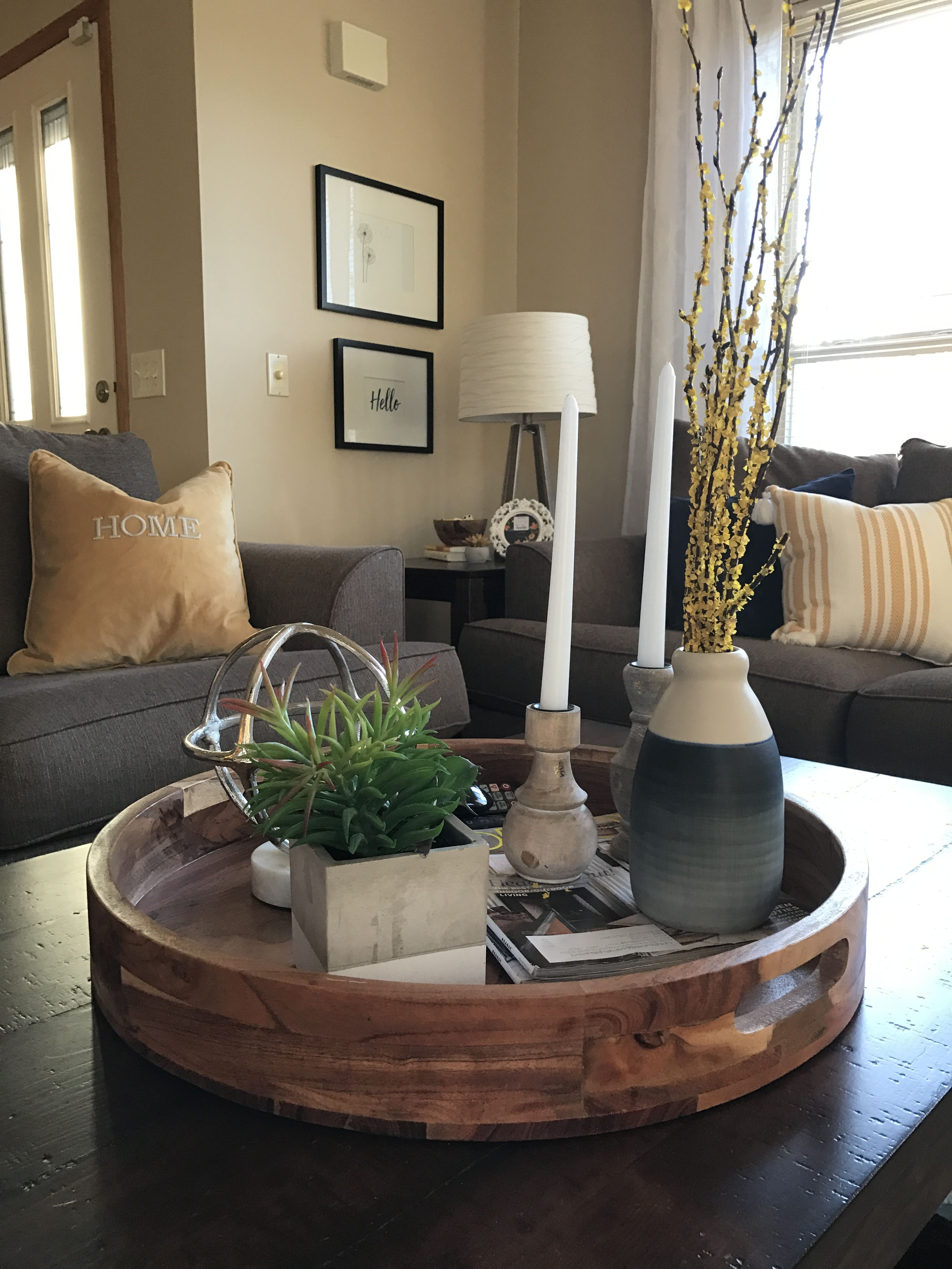 Pin By Amazing Space By Mk On Amazing Space By Mk Center Table Decor Rustic Style Decor Room Arrangement Ideas