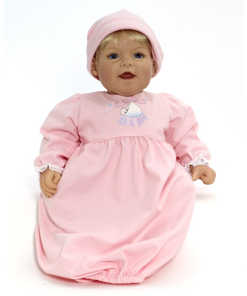 Madame Alexander Cuddle Babies - Mother's Joy 19 inch Girl ...