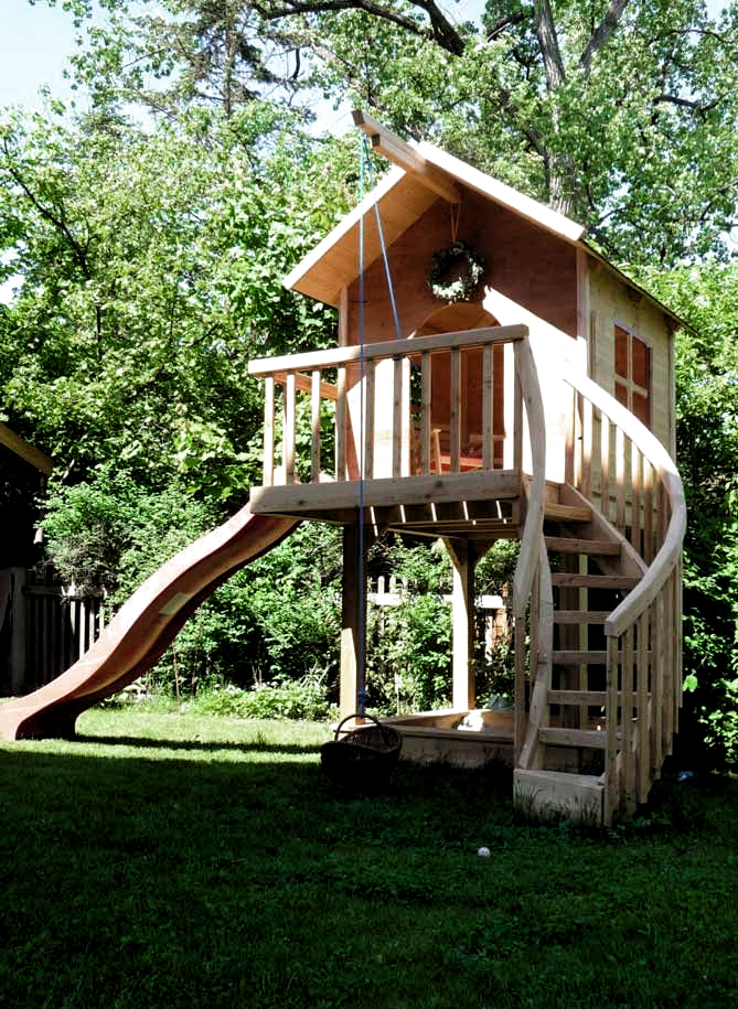 Baumhauser In 2020 Tree House Designs Tree House Plans Pallet Tree Houses
