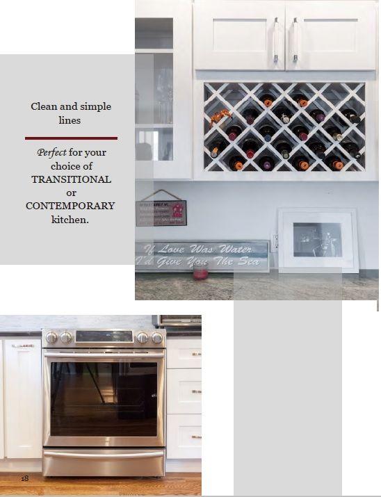 J&K Wholesale White Shaker Kitchen Cabinets Phoenix AZ http ...