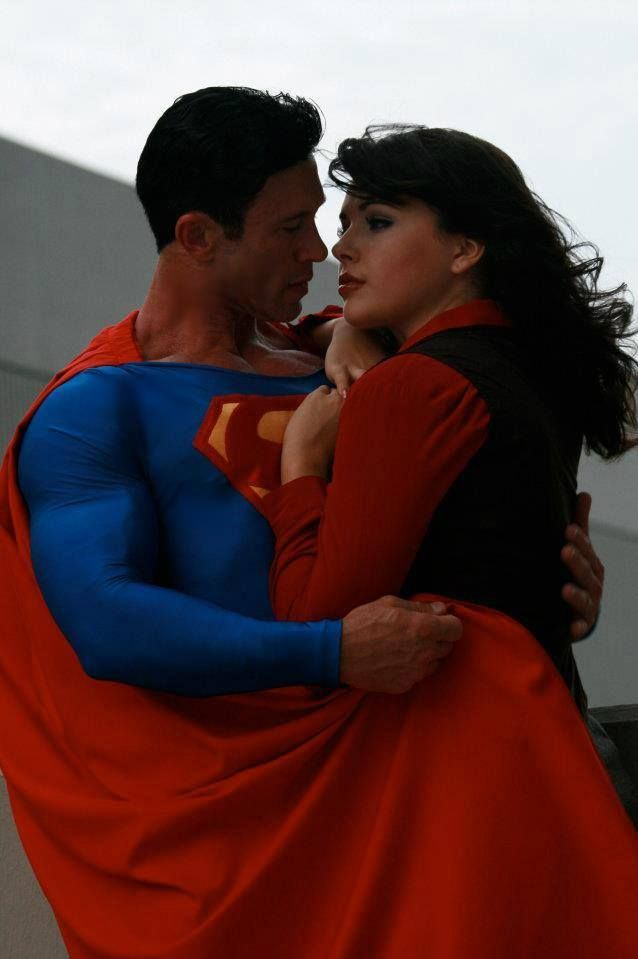 Cosplay Kryptonian Danny  Heather Kelley As Superman -3610