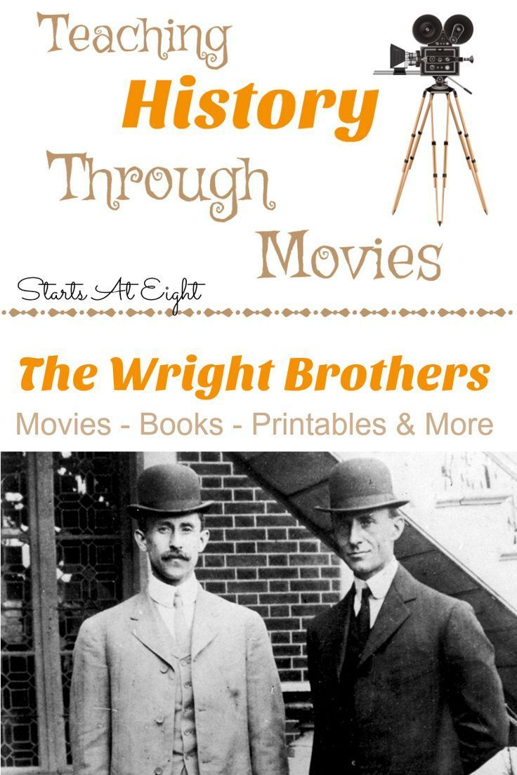 Photo of Teaching History Through Movies: The Wright Brothers