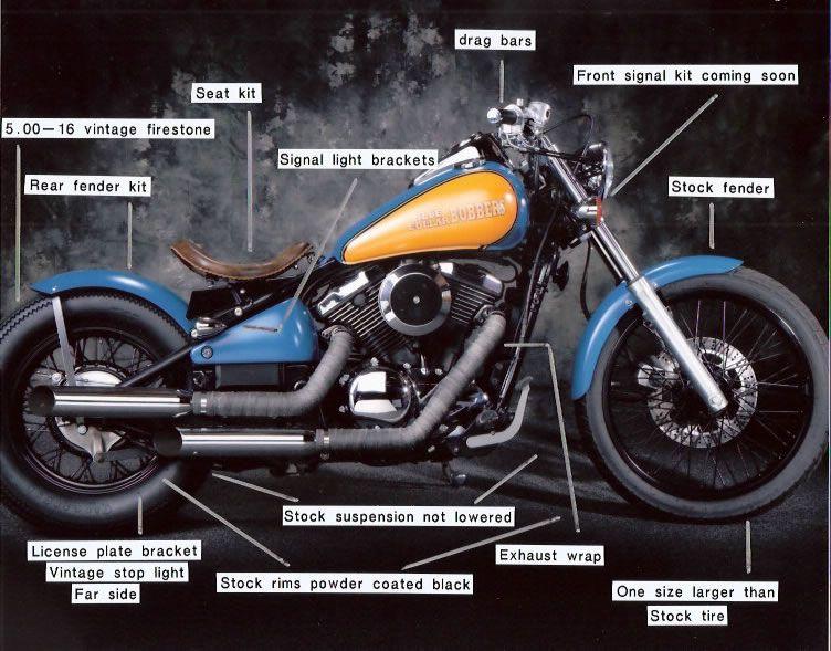 Rose Glen North Dakota ⁓ Try These 2001 Kawasaki Vn800 Bobber