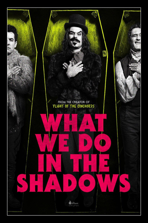 Whatwedointheshadows Films Complets Ombre A Paupieres Affiche De Film