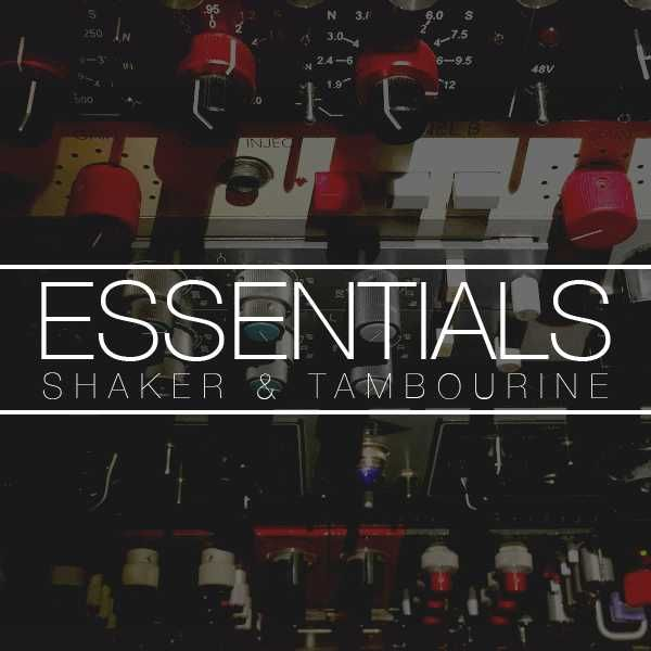Shaker & Tambourine WAV AiFF FANTASTiC | July 04 2016 | 375 MB This massive collection of over 1,000 samples and loops is everything you need for auth