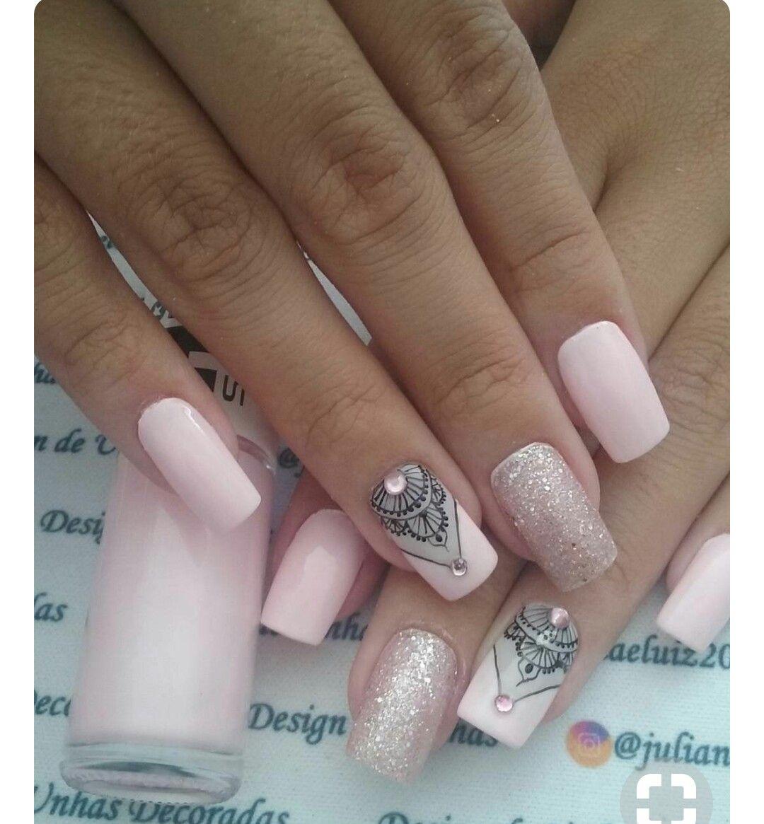 Beautiful nails   Nails   Pinterest   Manicure, Trendy nail art and ...