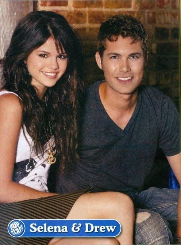 Selena gomez and drew seeley dating