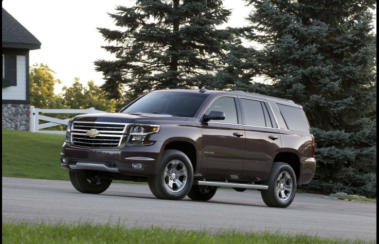 The 2019 Chevrolet Suburban Offers Outstanding Style And