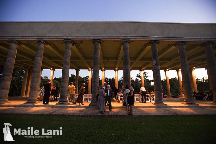The Peristyle In City Park Provides An Elegant Venue For A Wedding And Reception
