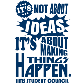 T-Shirt Design - Life Slogans (desn-634m1) | Student Council ...