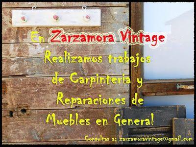 ZarzaMora Vintage: Promociones