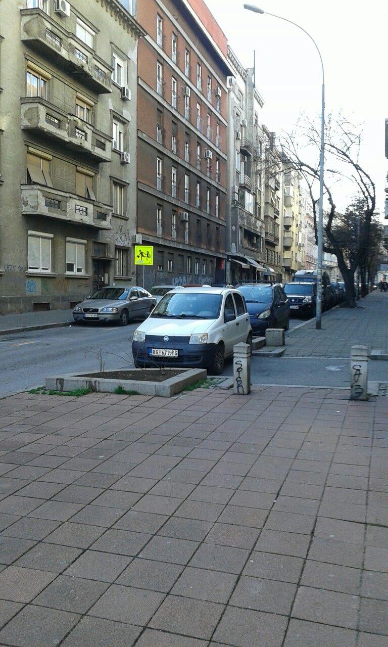 Hilandarska Ulica Street Street View Belgrade