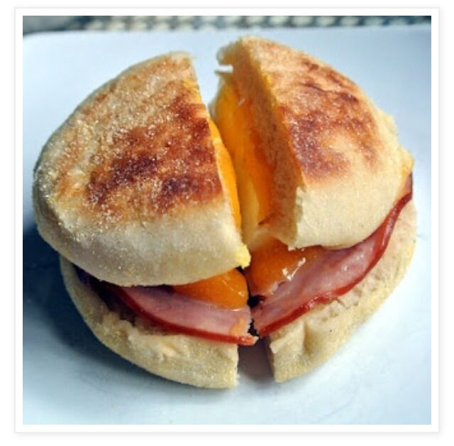 Diy McDonalds mcMuffin ... Make More To Eat Daily