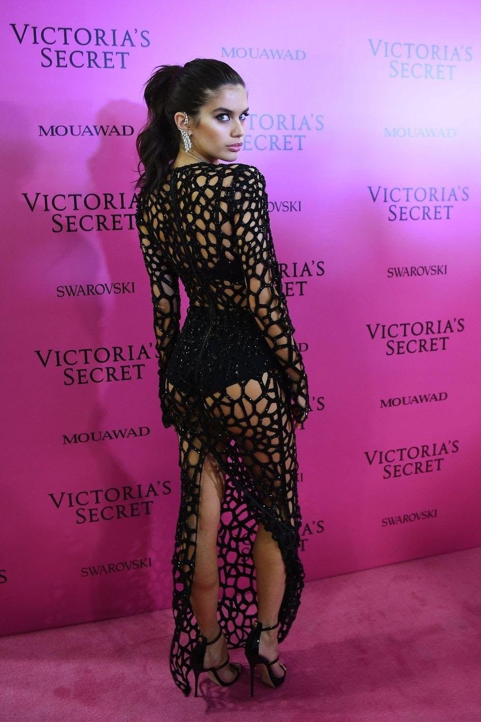 Moderno Victoria Vestidos De Cóctel Secreto Patrón - Vestido de ...
