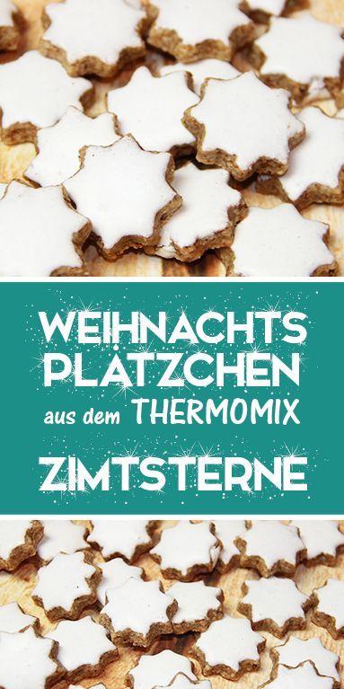 Zimtsterne - dieHexenküche.de | Thermomix Rezepte
