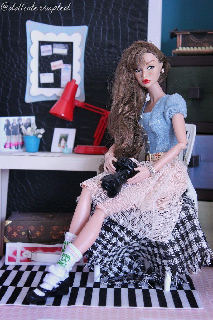 Poppy | by dollinterrupted