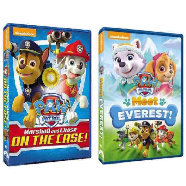 Paw Patrol DVD Bundl… ($25) is on sale on Mercari, check it out! https://item.mercari.com/gl/m662068516/