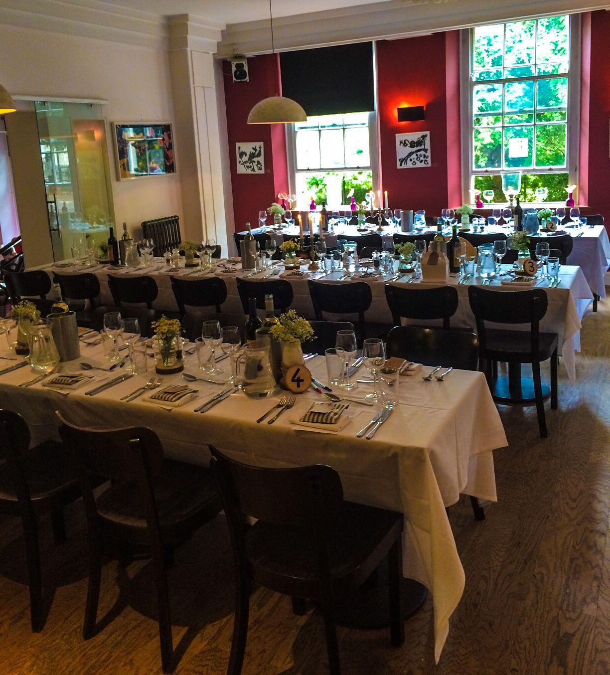 Civil Wedding Ideas: Beautiful Table Decoration Ideas For Your Wedding