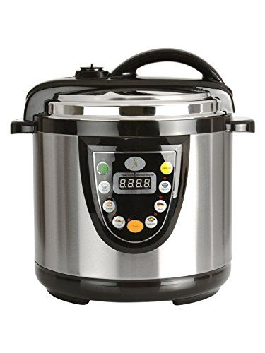Berghoff 6.3 Quart Pressure Cooker | Best electric ...