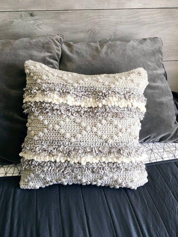 Crochet Pattern Pillow Pillow Pattern Crochet Crochet Crochet