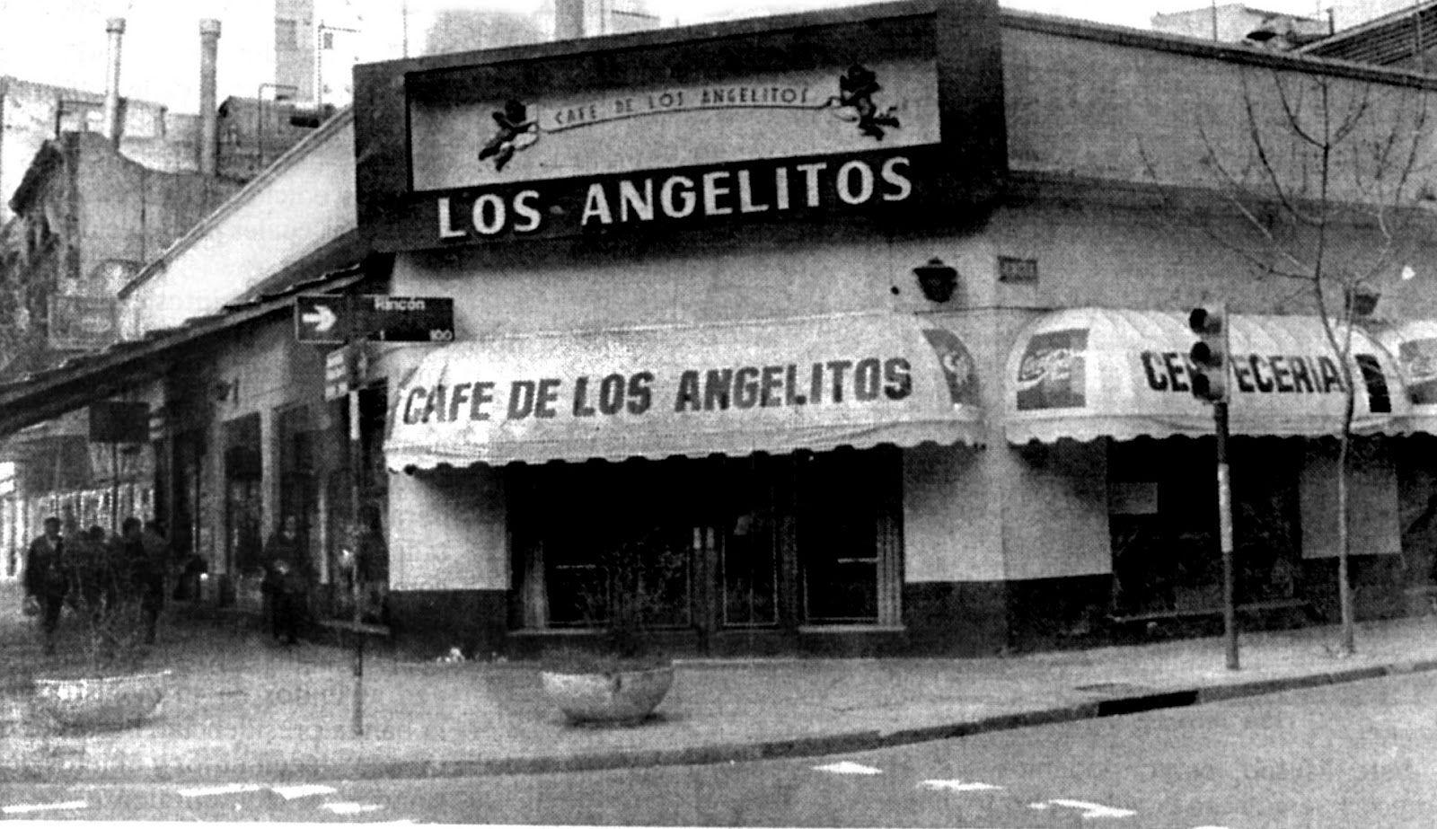 Resultado de imagen para cafe de los angelitos
