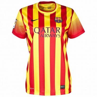 segunda equipacion Barcelona baratos
