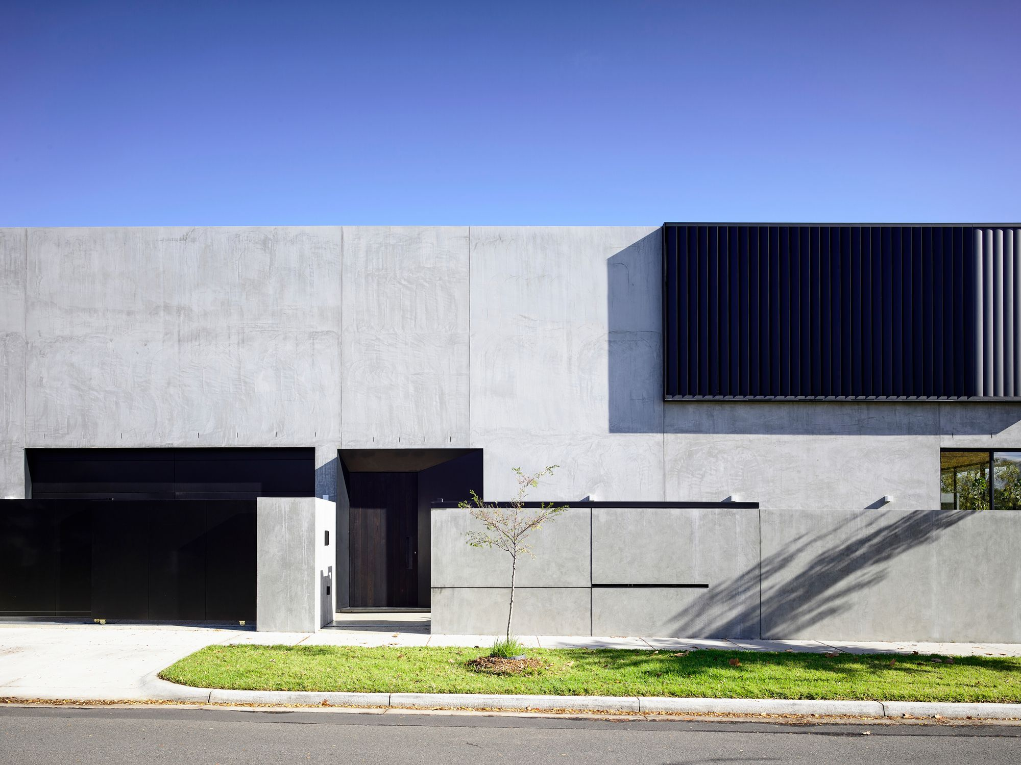 Light Vault Chamberlain Architects Concrete Architecture Architect Concrete House