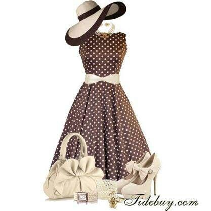 Tea Garden Party Dress It Looks Like The Polo Match Outfit From